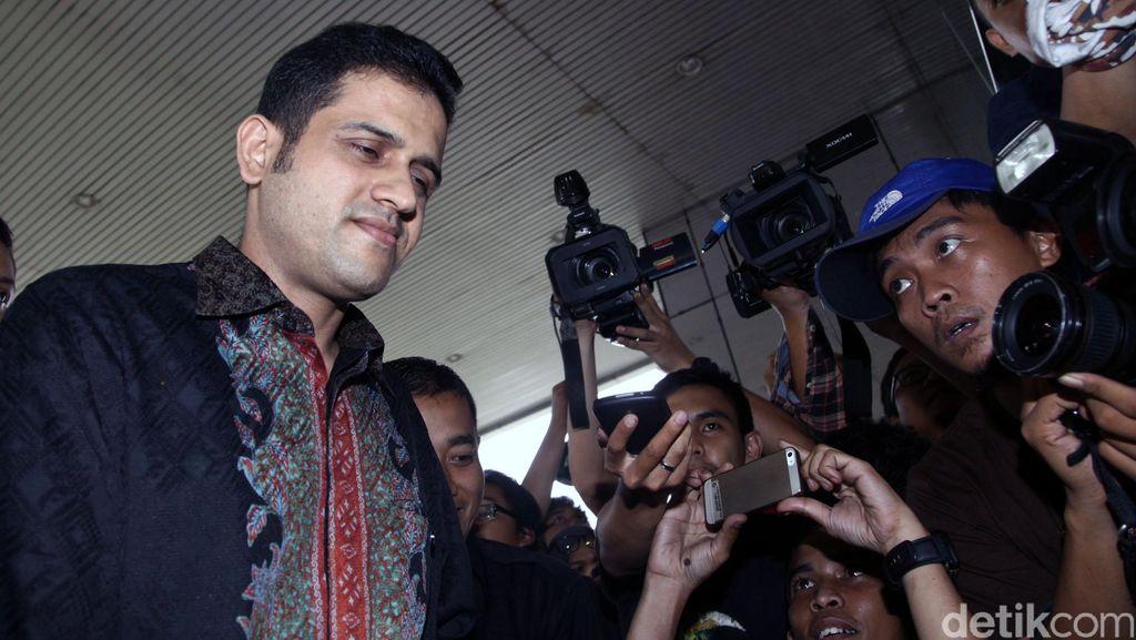 KPK Panggil Nazaruddin Terkait Dugaan Korupsi Alkes RS Unair dan RS Udayana