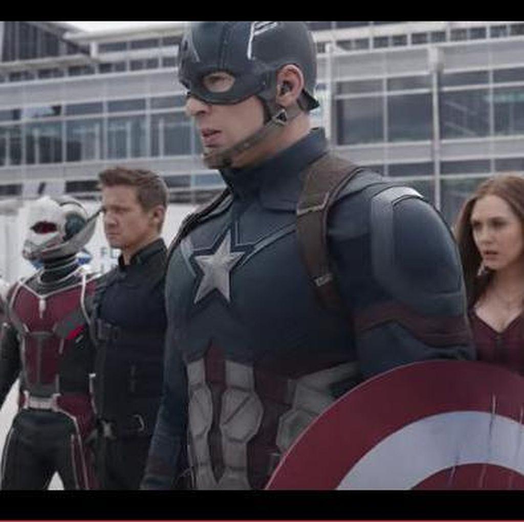 Pengumuman untuk Fans, Steve Rogers Akan Pensiun Sebagai Captain America