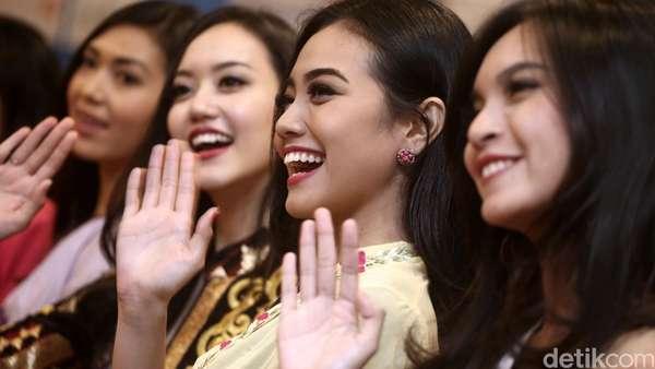 Ini Dia Finalis Puteri Indonesia 2016