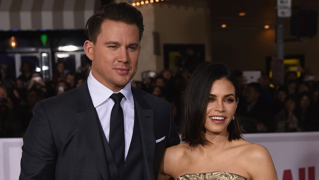 Kejutan Valentine Channing Tatum untuk Istri yang Romantis