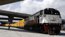 ADB Kurangi Kredit untuk Jalan, Naikkan Pembiayaan Proyek Kereta