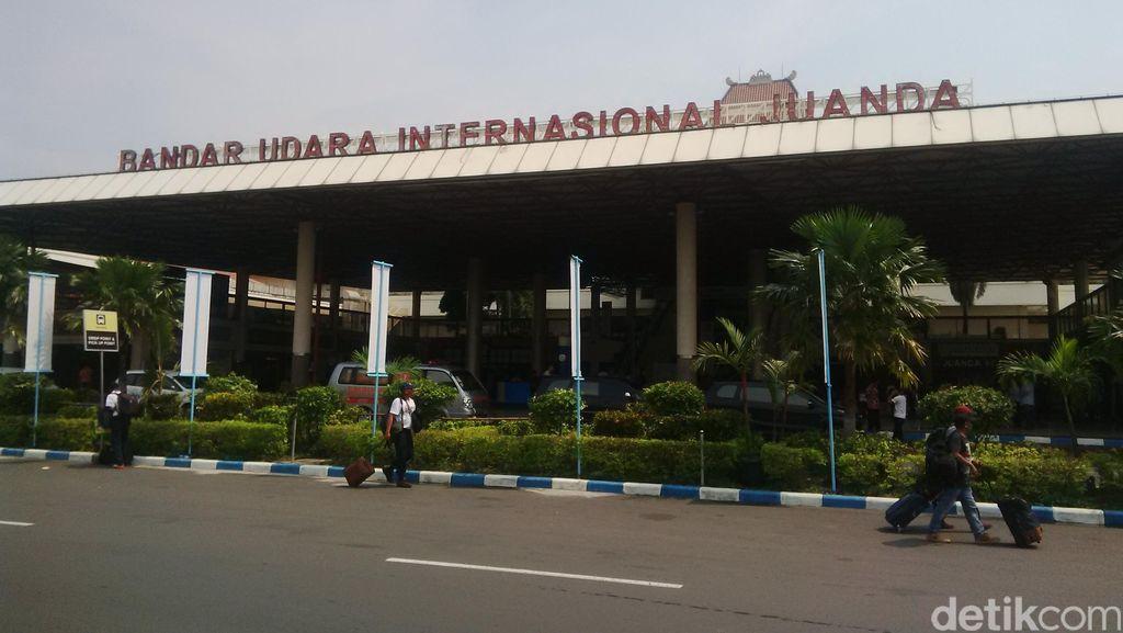27 Penerbangan Terganggu Akibat Sriwijaya Air Kena Batu di Bandara Juanda