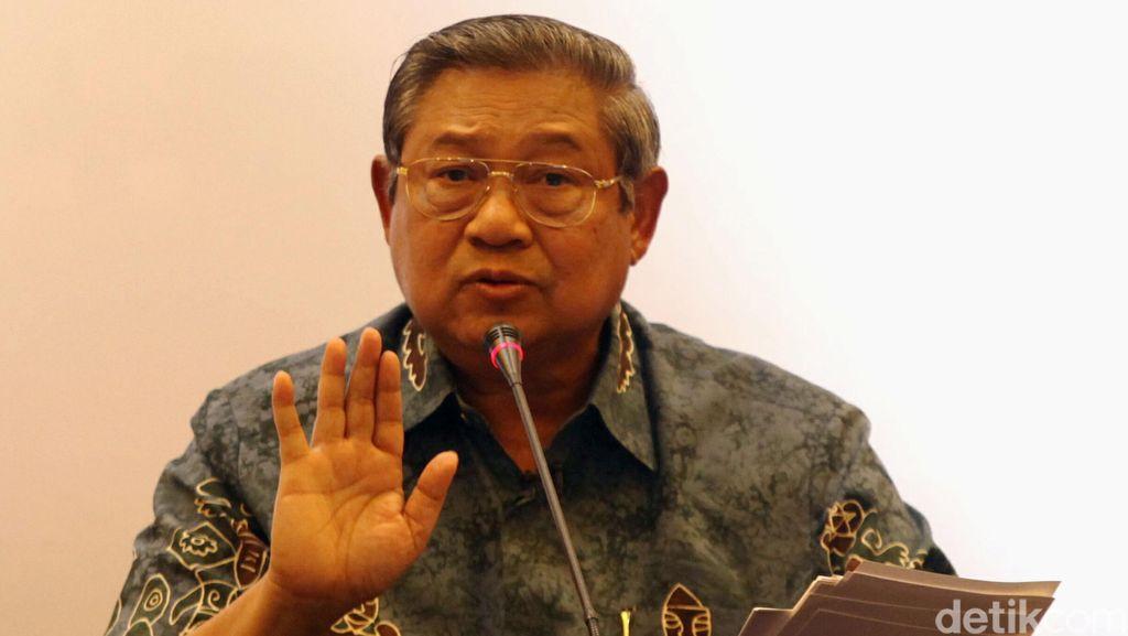 SBY Berharap TNI, Polri dan Intelijen Netral di Pilgub DKI