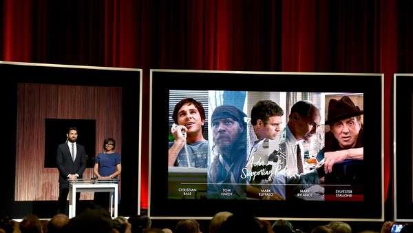 Road to Oscar 2016: Inilah Jajaran Aktor Pendukung Terbaik