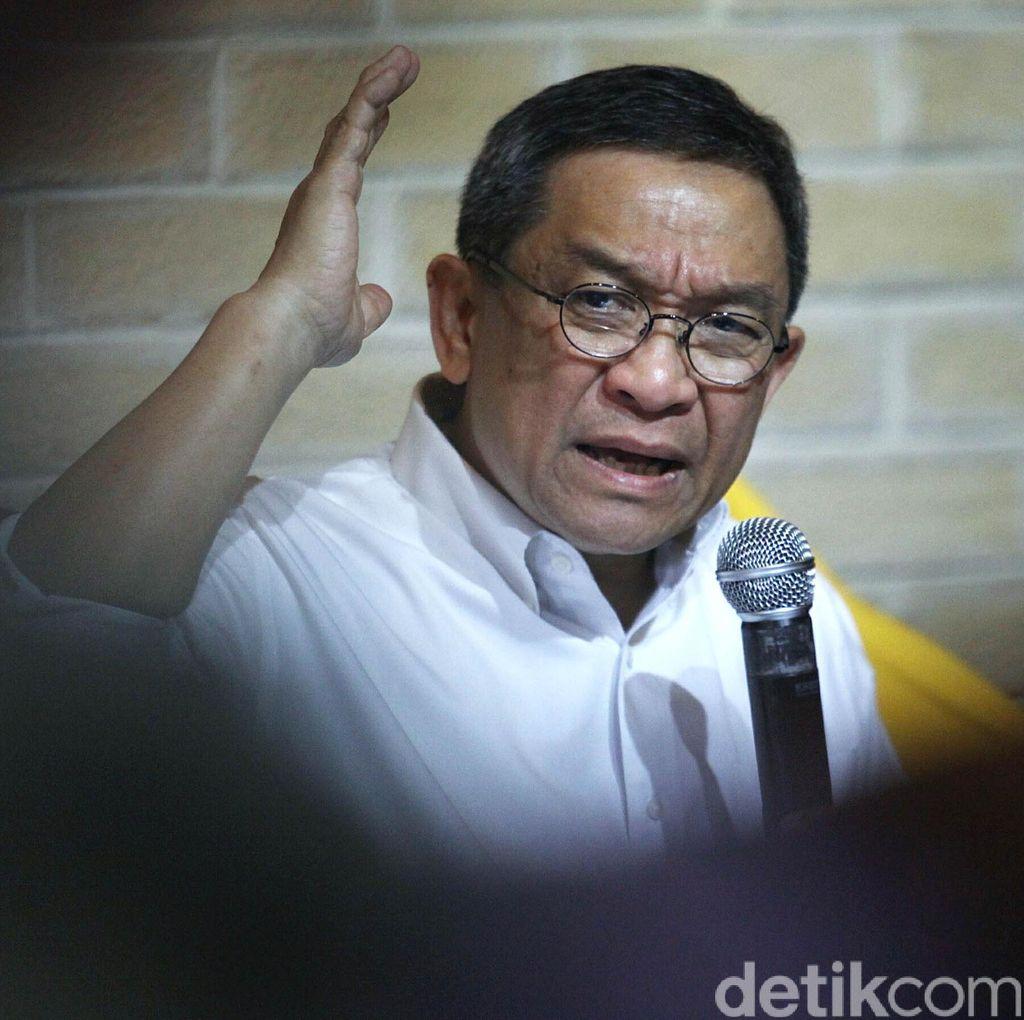 Tolak Bayar Iuran Rp 1 M, Indra Bambang: Silakan Coret, Saya Tak Akan Nyetor!
