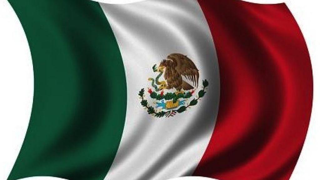 Sakit Jantung, Turis Jerman Ini Jatuh dari Piramida di Meksiko