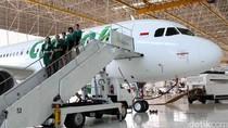 Singapura Pesaing Terbesar Bengkel Pesawat RI
