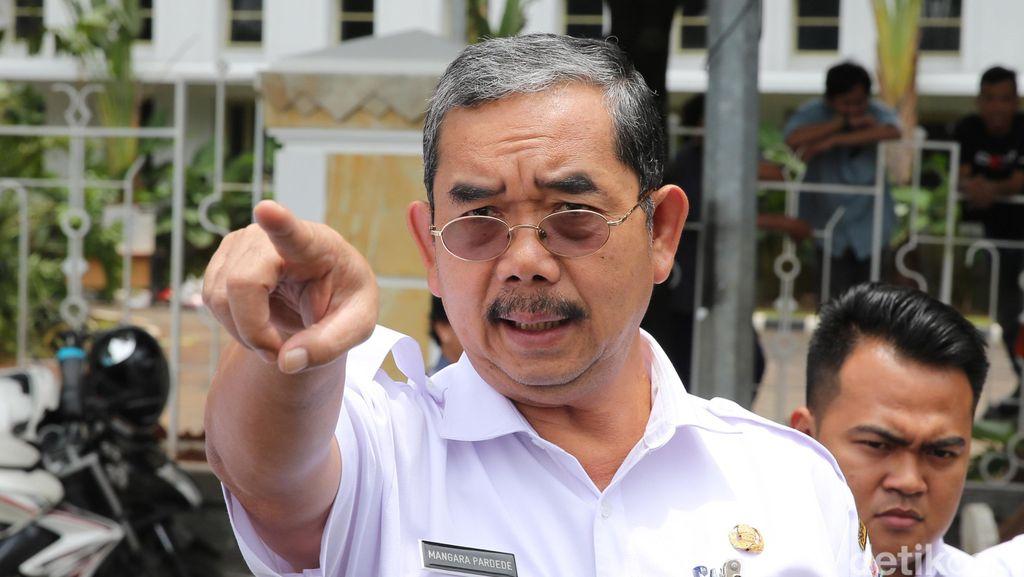 Pemkot Jakpus Berikan Kios Gratis ke PKL Pasar Nangka yang Direlokasi