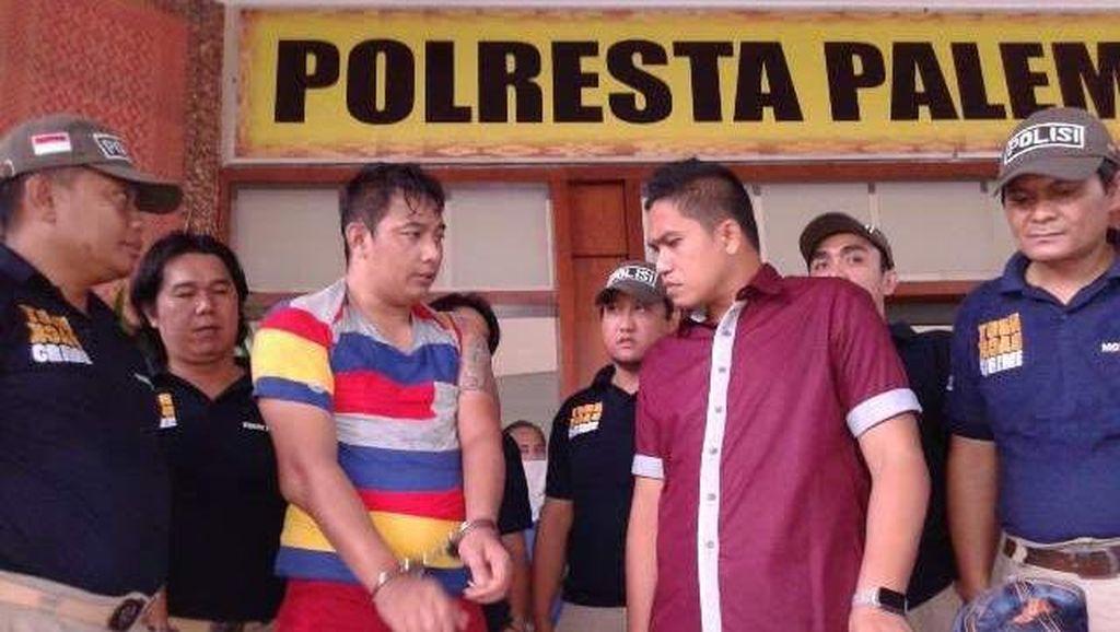 Preman di Palembang Dirazia: Copet, Begal, Sampai Tukang Palak Diangkut Polisi