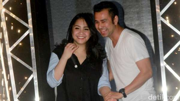 Happy Couple, Raffi Ahmad dan Nagita Slavina