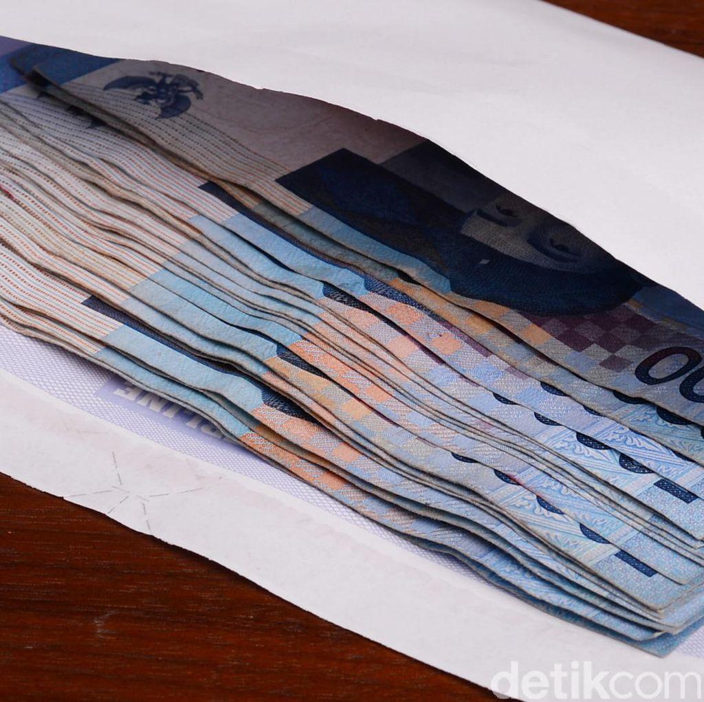 Uang Rp 3 M Terdakwa Korupsi Dada Rosada Dititipkan ke Rupbasan, Yang Lain?