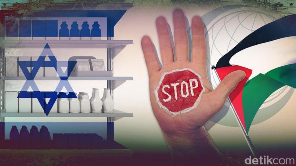 Indonesia Akan Usulkan Pemboikotan Produk Israel di Pertemuan Menteri OKI