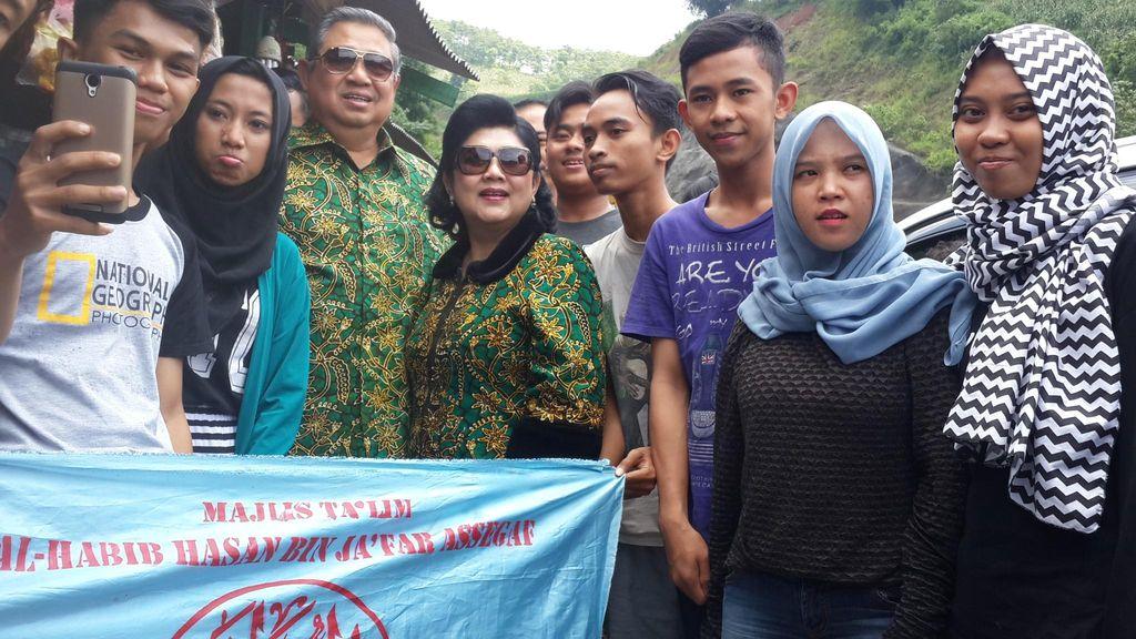 Partai Demokrat Bantah Sebarkan Gambar Ani Yudhoyono Capres 2019