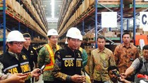 Ada Kebijakan Gudang Raksasa Jokowi, Pengusaha Mudah Tampung Barang Impor