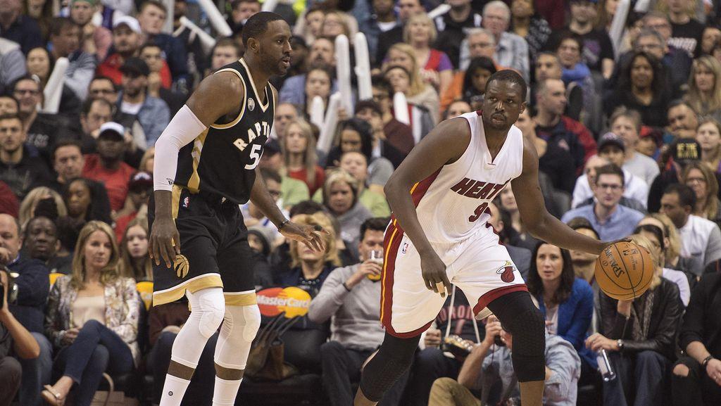 Raptors Taklukkan Heat, Spurs Atasi Thunder