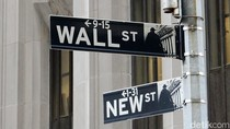 Saham Telekomunikasi Turun, Wall Street Lesu
