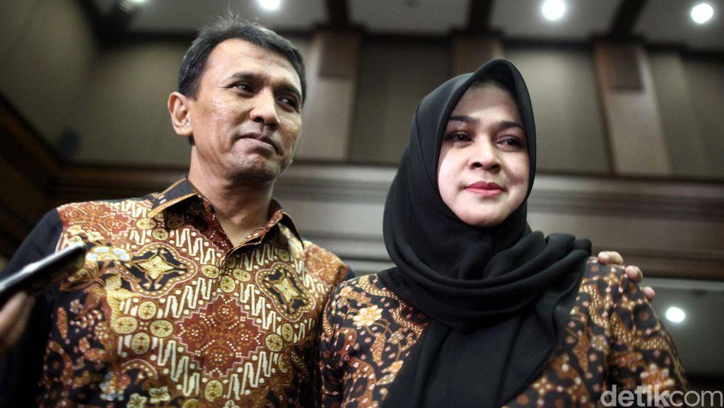 7 Anggota DPRD Sumut Didakwa Terima Uang Ketok Miliaran dari Gatot Pujo