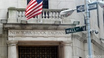Harga Minyak Lompat 2%, Wall Street Positif
