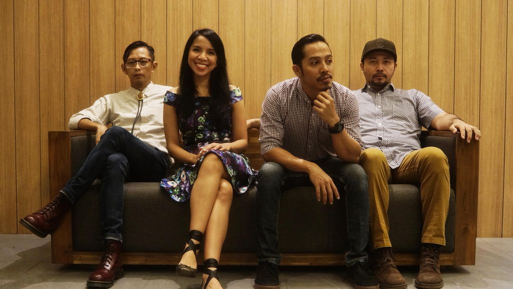 Kolaborasi dengan Vicky 'Burgerkill' Jadi Sajian Spesial Mocca di Usia 17 Tahun