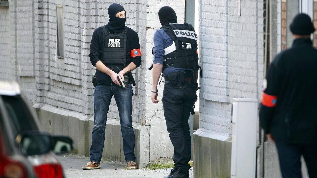 ISIS Klaim Dalangi Serangan Golok terhadap 2 Polisi Wanita Belgia