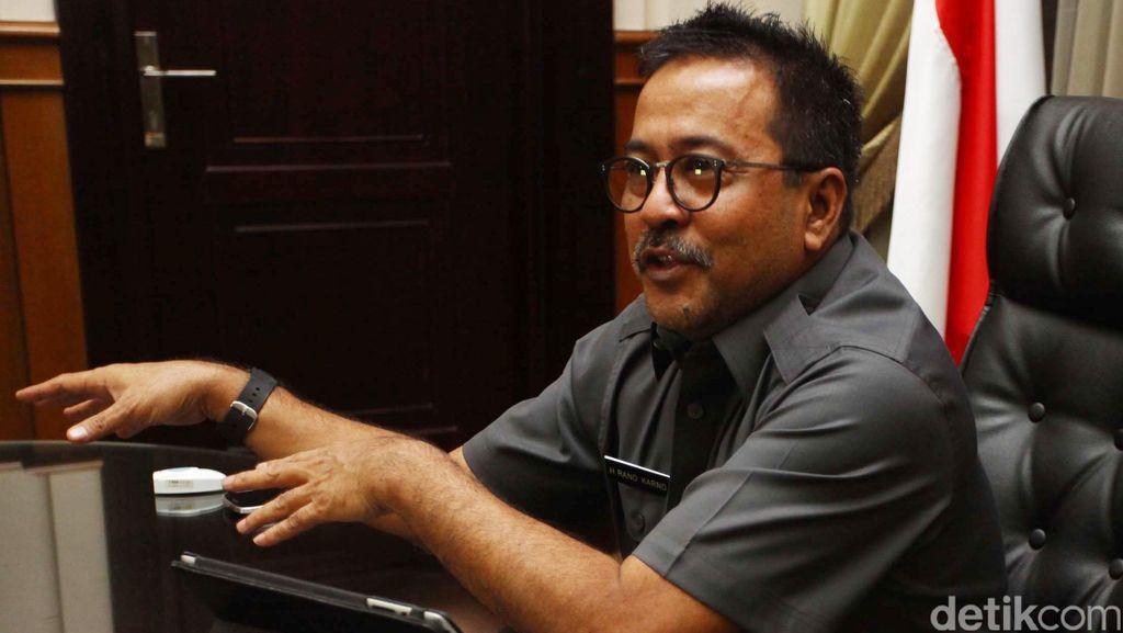 Rano Karno: Pengajuan Cuti Gubernur Sudah Disampaikan ke Mendagri