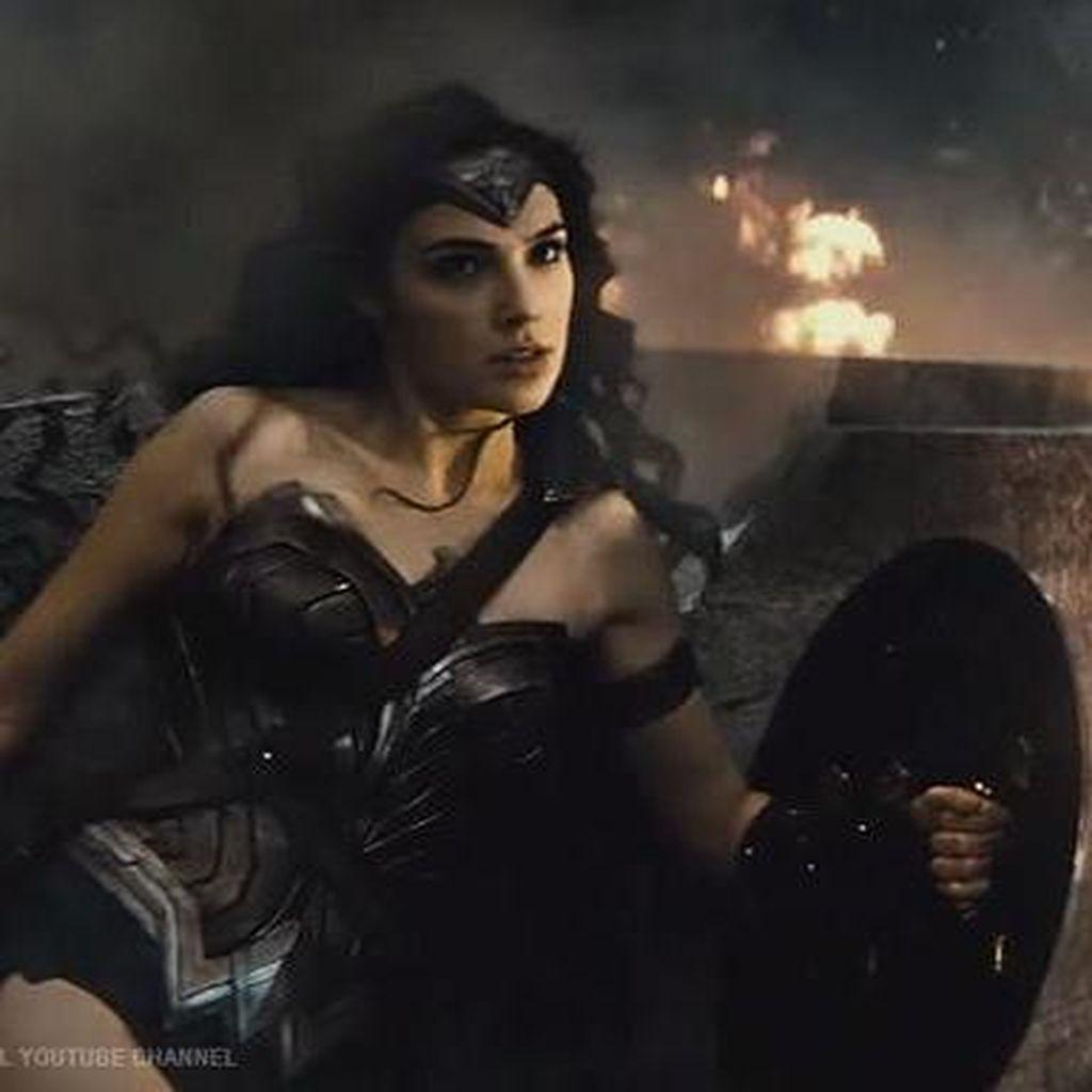 Menyimak Trailer Epik Wonder Woman