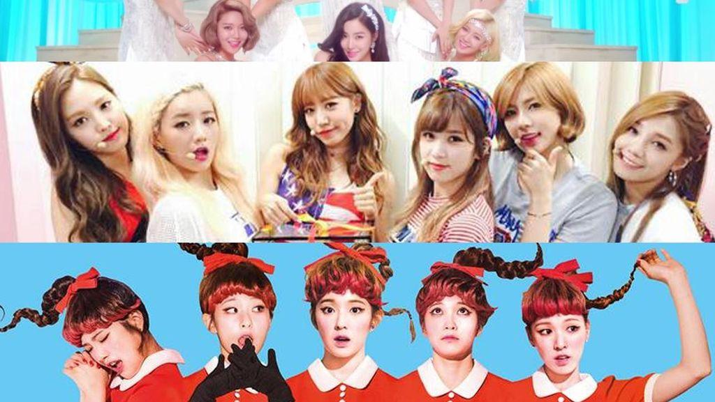 Siapa Visual Girlband KPop Paling Cantik di 2016?