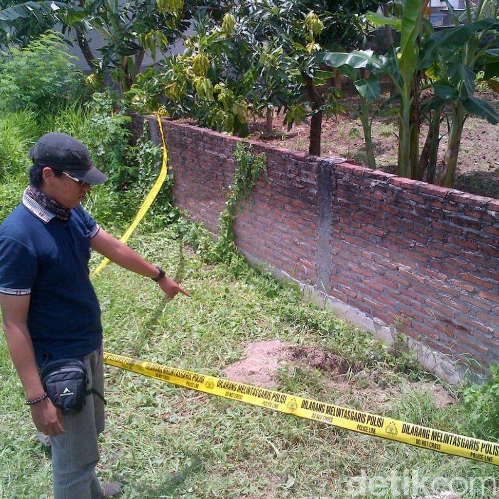 Pasangan Mahasiswa yang Kubur Bayi di Semarang Ditahan