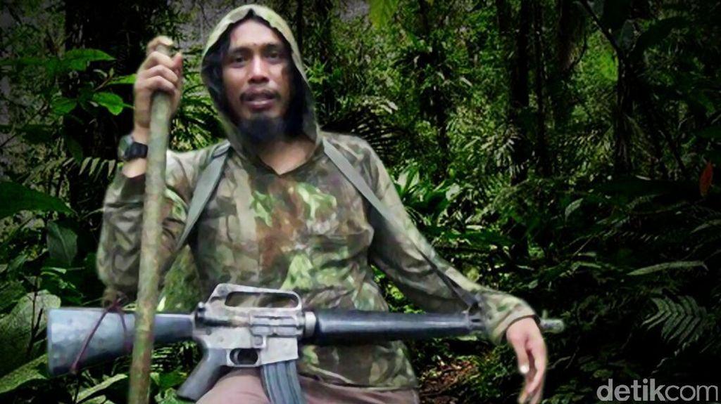 Begini Cara Teroris Santoso Tetap Berkomunikasi Meski di Hutan Belantara