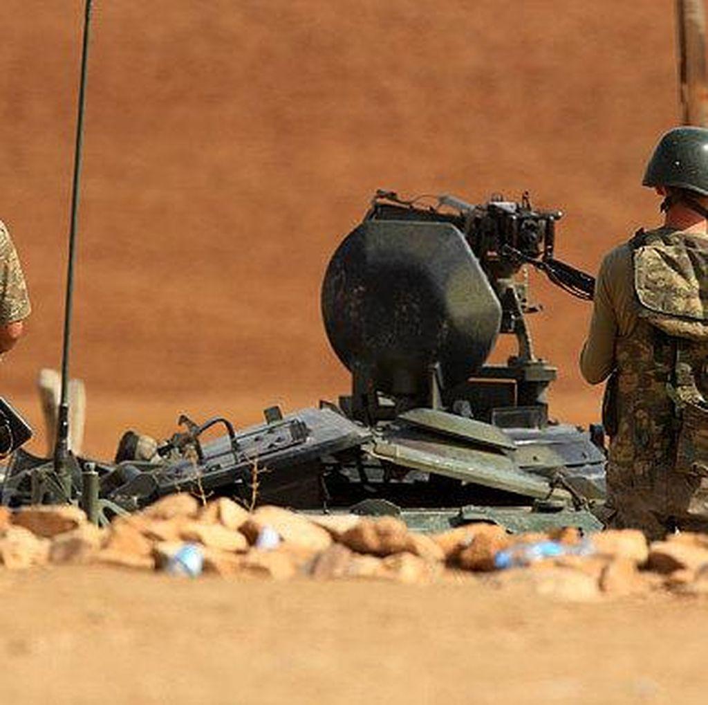 Lagi! Serangan Bom Mobil Militan Kurdi Tewaskan 1 Tentara Turki