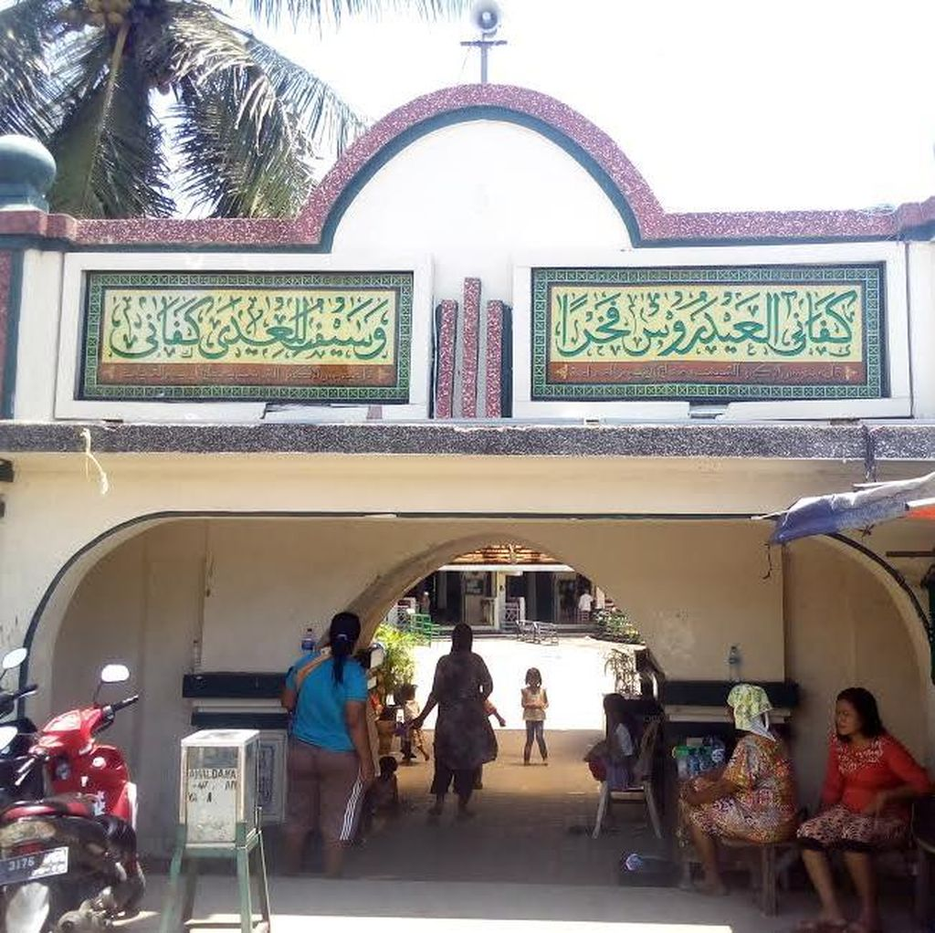 Pemprov DKI Akan Perbaiki Masjid Keramat Luar Batang