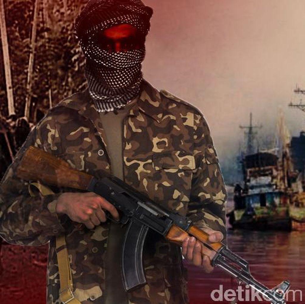 Kelompok Abu Sayyaf Sandera 2 Awak Kapal Asal Korsel
