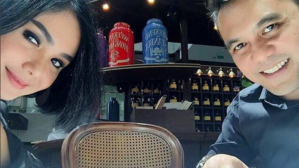 Mesranya Yuni Shara dan Chiko Hakim