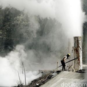 Potensi Dahsyat Geothermal Indonesia untuk Energi