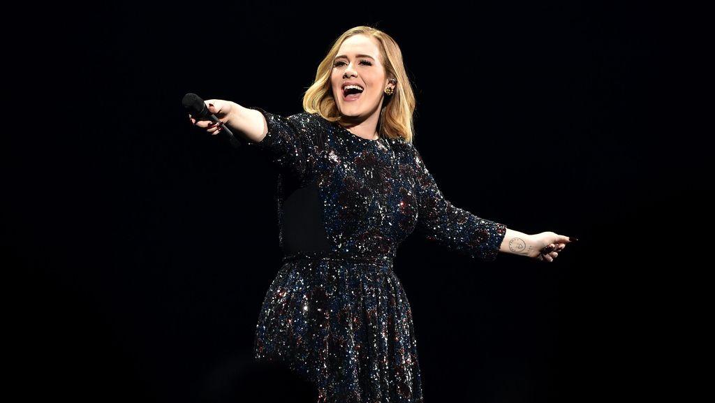 Adele Tampil Menawan di Video Klip Send My Love (To Your New Lover)