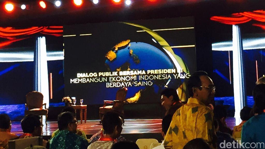 Presiden Sindir DPR yang Senang Bahas Banyak Undang-undang