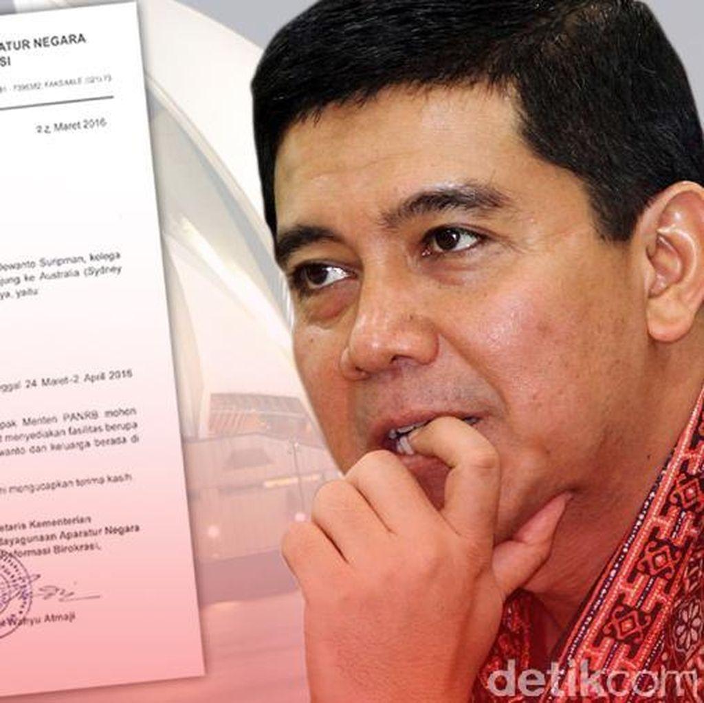Reshuffle Kabinet Jilid 2: Yuddy Chrisnandi Dicopot, Menko Luhut Digeser