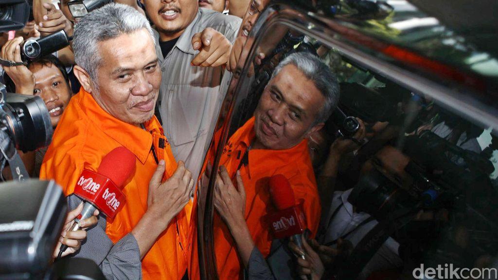 Terima Suap Rp 4,36 Miliar, Bupati Bener Meriah Dituntut 7 Tahun Penjara