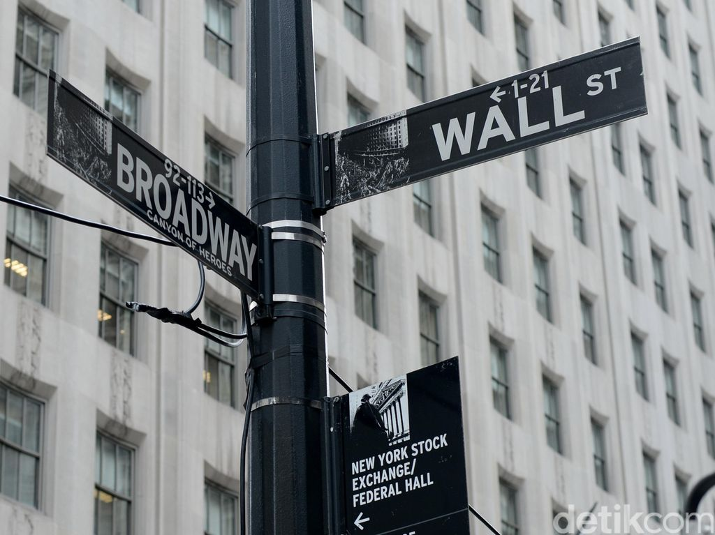 Wall Street Bereaksi Negatif Terhadap Keputusan Brexit
