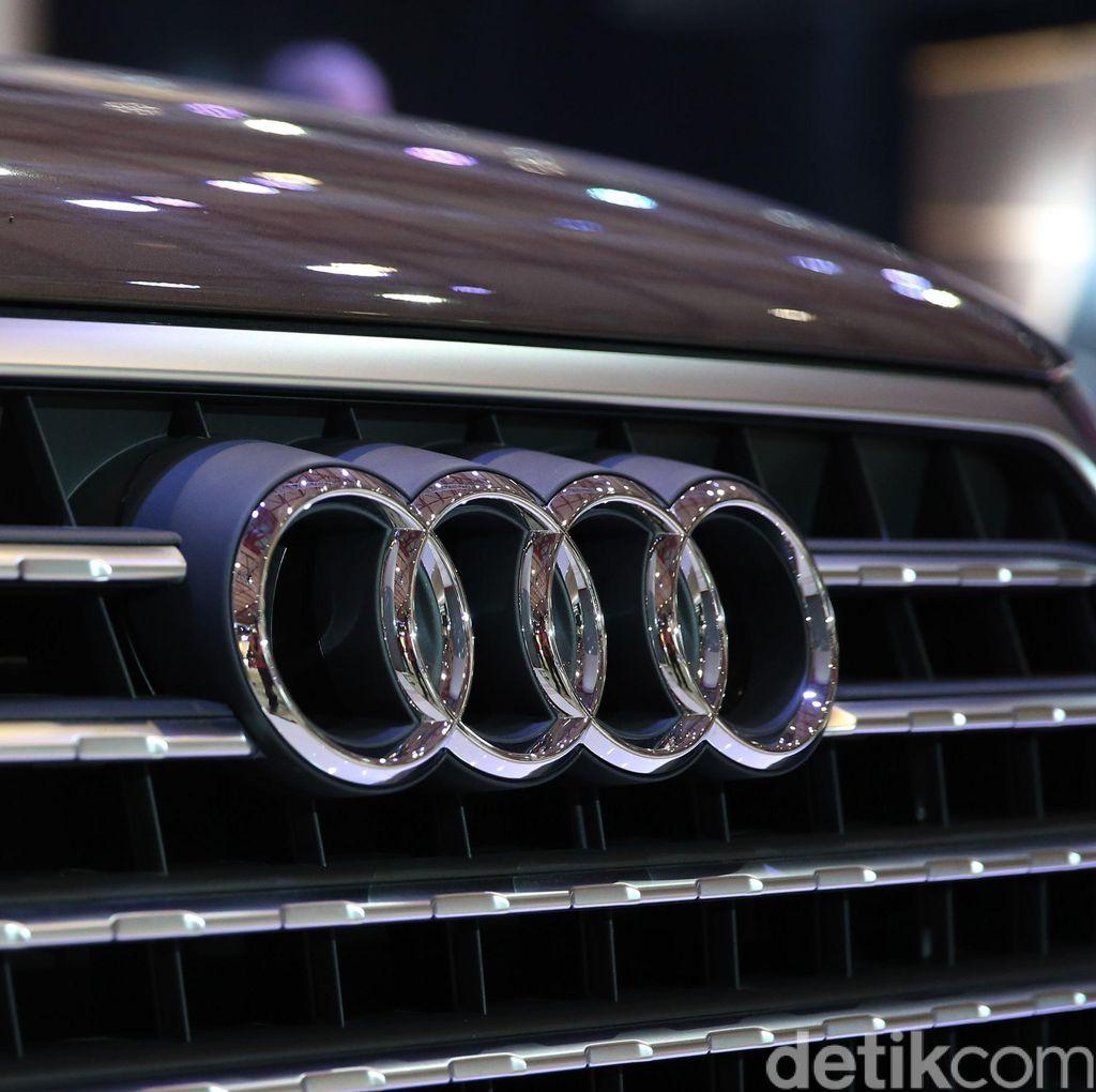 Audi Beli Kembali 25.000 Unit Mobil Diesel di AS