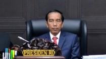 Jokowi Akui Belum Ada Lonjakan Investasi 2 Tahun Terakhir