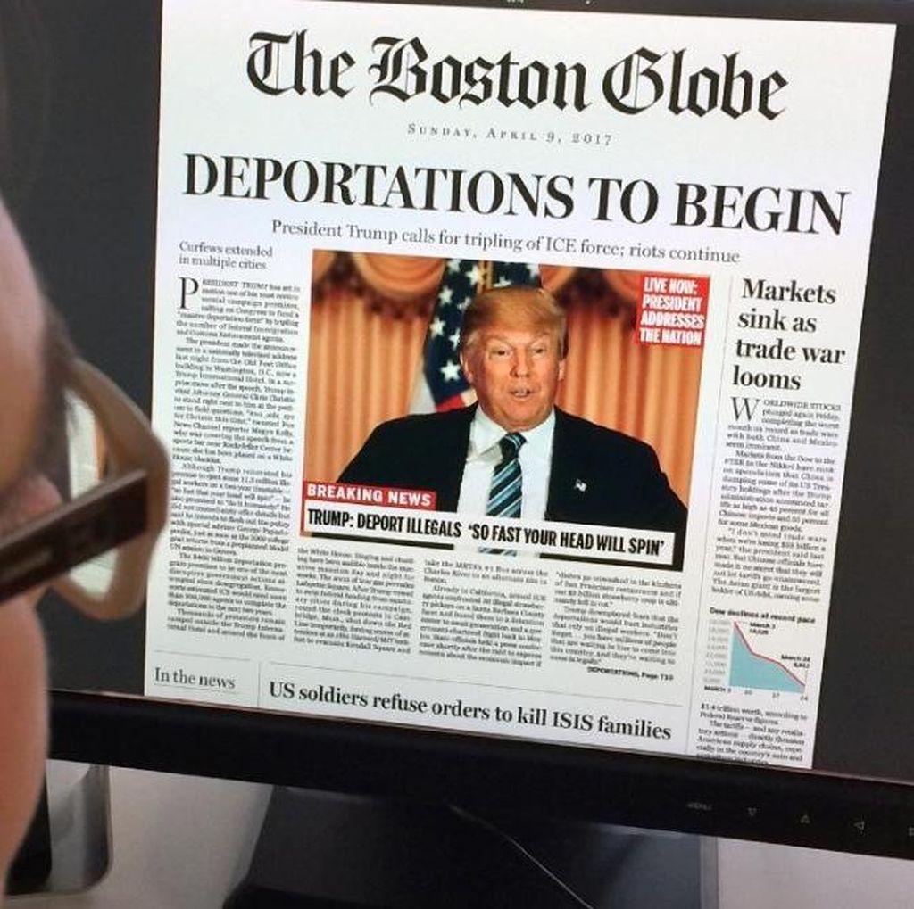 Pentingkah Sebuah Headline?