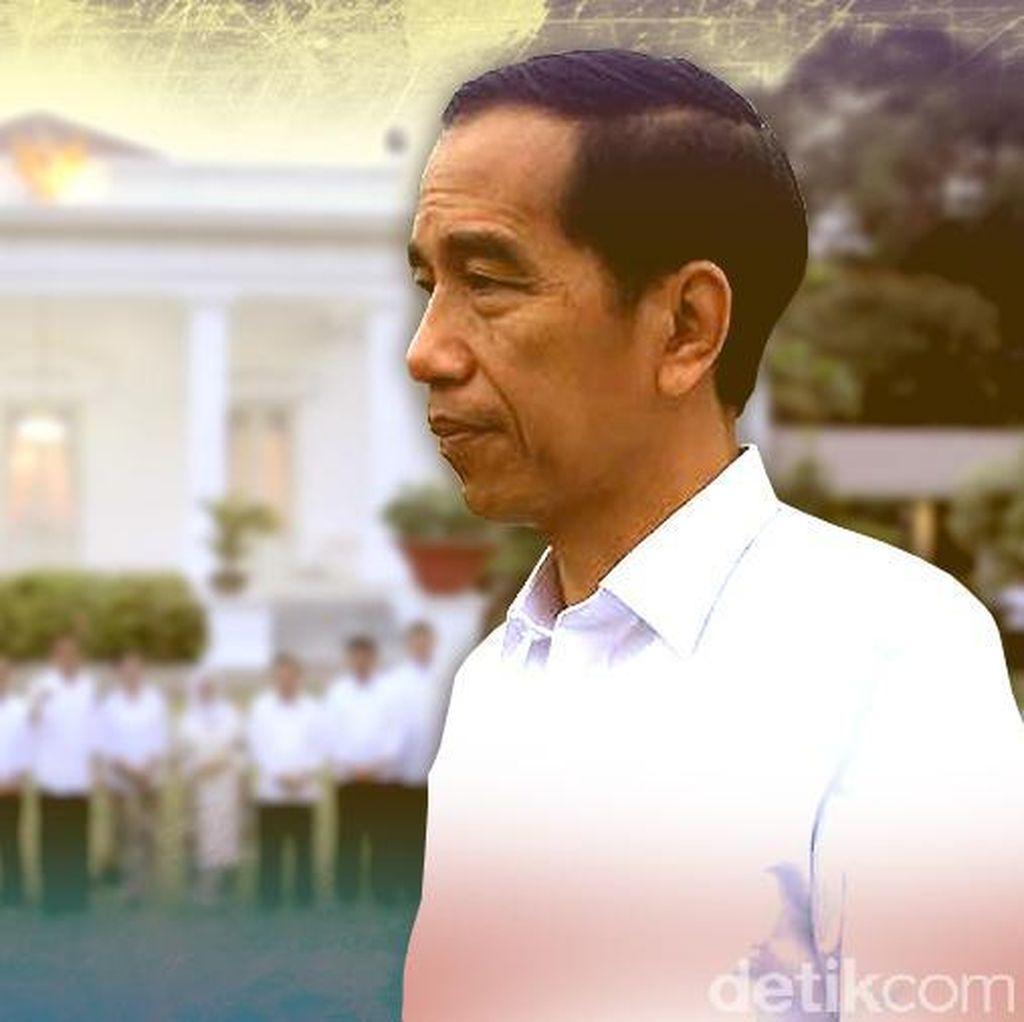 Jokowi Evaluasi Kinerja Menteri, Reshuffle Kabinet di Depan Mata