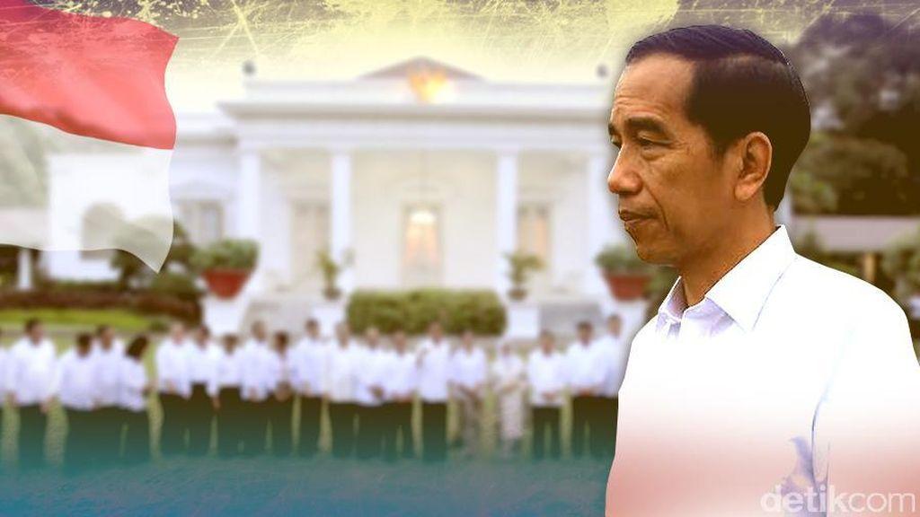 Menteri-menteri yang Dipanggil ke Istana di Malam Genting