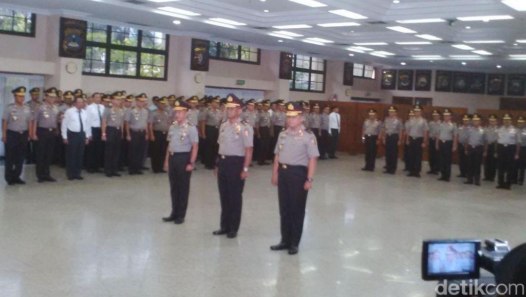 Komjen Tito, Irjen Arman Depari dan 18 Pati Lainnya Resmi Naik Pangkat