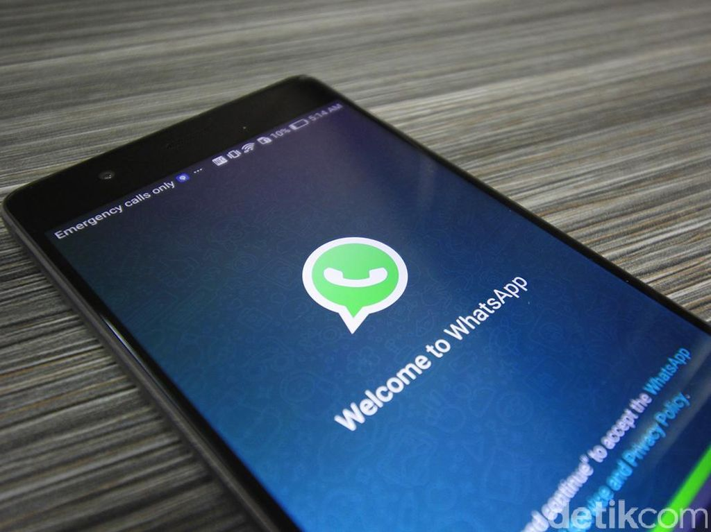 Penyadapan Lewat WhatsApp, BBM cs: Hoax or Not?