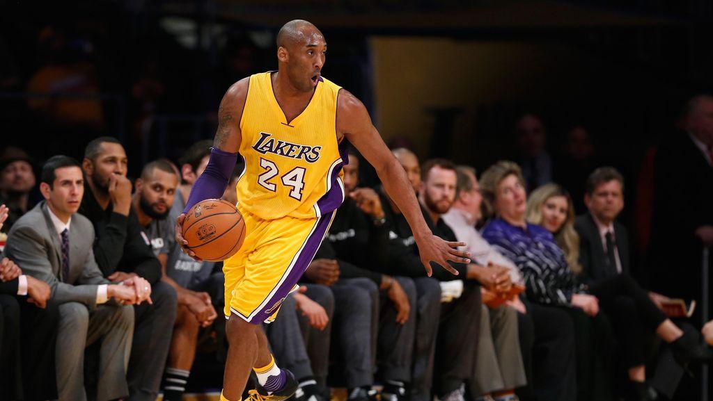 Penghormatan untuk Kobe di Mamba Day