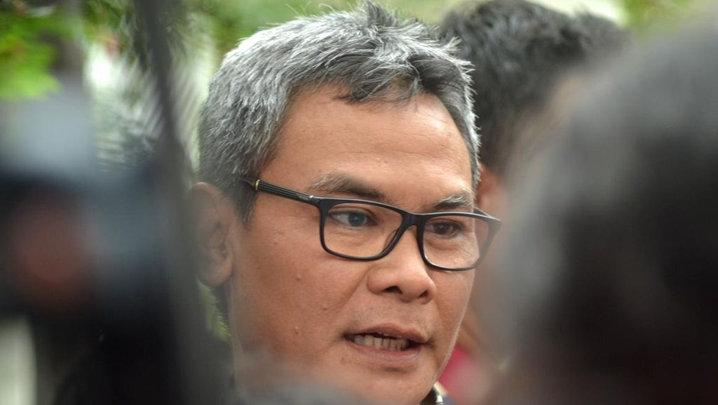 Dahlan Sebut Diincar Penguasa, Johan Budi: yang Dimaksud Bukan Jokowi