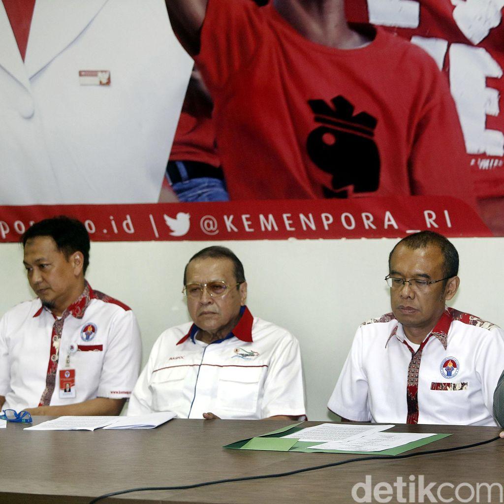 Indonesia Terancam Sanksi, LADI Segera Berkirim Surat ke WADA
