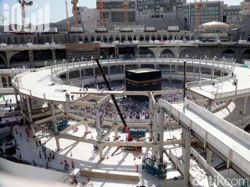 DPR-Menag Setuju Biaya Haji 2016 Turun Rp 1,76 Juta, Rata-rata Jadi US$ 2.585